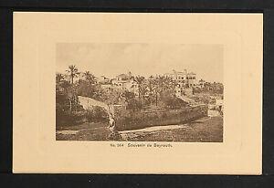LIBANO 56-Souvenir of Beyrouth