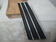 Mopar NOS 1984 Reliant, Aries, 4 Door Left Rear Window Frame & Louver X341BXX