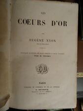 Nyon, Eugène, Les Coeurs d'Or, Illustré par Telory