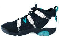 Adidas Retro Vintage Black and White Super Trainer Fitness Shoe ~ Size 13 Us~