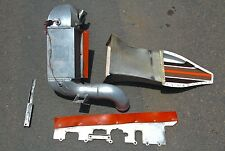 CESSNA RILEY Alpha United Intercooler 10590-1 Intake Bracket P210N Engine Parts