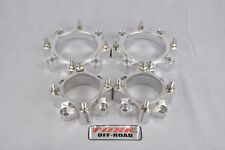 Tusk Front And Rear Wheel Spacer Spacers Widening Kit YAMAHA YFZ450R YFZ450X