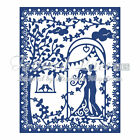 Stephanie Weightman Tattered Lace Intricate Dies Romance Tapestry D687 1 Die