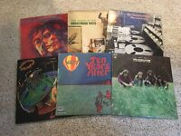 TEN YEARS AFTER 6 LP LOT Space In Time,10 Years After,R & R Music to the World..
