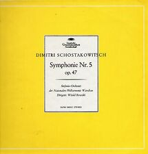 Chostakovitch-Symphonie nº 5/ROWICKI & National Philharmonic Varsovie LP
