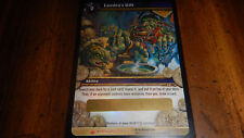 World of Warcraft TCG Loot Card Landro's Gift Box UNSCRATCHED