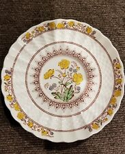 """""""Buttercup 2/7873"""" Pattern by Spode England 1895 Saucer for Flat Cup"""