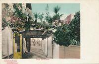 SPOKANE WA – Davenport Main Entrance – udb (pre 1908)