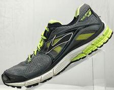 Brooks Ravenna 5 Running Sneakers- Training Gray/Black Athletic Shoes Men's 9.5D