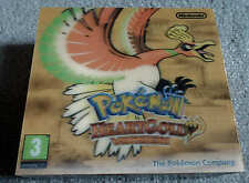 Pokemon amazons Exclusive 3d Sleeve LTD HEARTGOLD Nintendo 3DS boxed complete