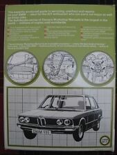 BMW Books and Manuals