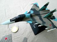 Su-34 / Сухой Су-34 Russischer JET Avion Metallmodell ca.1:144 YAKAiR
