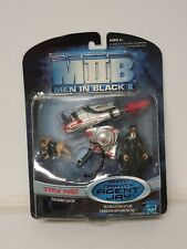 Men In Black Ii Agent Jay anti gravity action figure + Pug Dog Hasbro