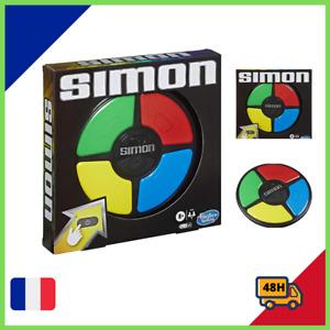 Jeu Société Classique Mémoire Electronique Hasbro Gaming Simon Version Française