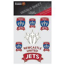 Newcastle Jets iTag UV Sticker Sheet