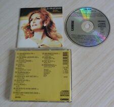 RARE CD ALBUM LA VOIX DE L'AMOUR DALIDA 15 TITRES 1988