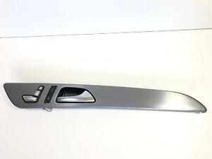 Mercedes-Benz GLE ML Front Right Interior Door Handle Molding Trim A1667600661