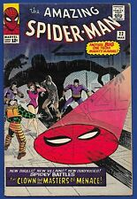 Amazing Spider-Man #22 (1965) --Solid Collectible Copy