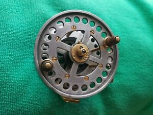Vintage hodder fishing reel