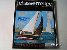 **a Revue Le Chasse marée n°174 Marianne / Les premiers Cap Horniers français