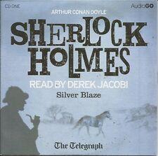 SHERLOCK HOLMES - CD1 - SILVER BLAZE - AUDIO BOOK - TELE PROMO CD