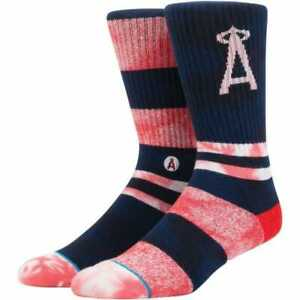 NWT Stance Los Angeles Angels Socks Size Large (9-12)