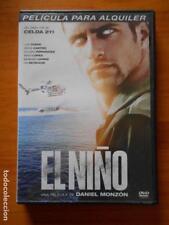 DVD EL NIÑO - EDICION DE ALQUILER - DANIEL MONZON - LUIS TOSAR (I3)