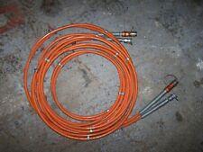 Holmatro rescue equipment hydraulic hoses