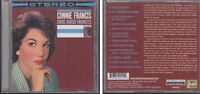CONNIE FRANCIS Sings Jewish Favorites 2006 JMG Traditions CD Rare Out of Print