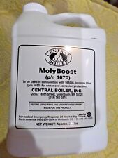 Central Boiler MolyBoost For Outdoor Wood Boilers #1670 Enhanced Protection NEW