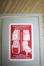 More details for playing cards unique waddingtons artist proof stourport slot machines conayes