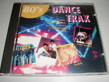 80'S DANCE TRAX CD MIT WHAM BILLY OCEAN SPAGNA BROS JACKSONS EARTH WIND & FIRE