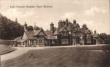 Much Wenlock. Lady Forester Hospital.