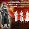 1/35 Scale Model Kits Resin Figure Stalker Female Soldier Unpainted Unassembled