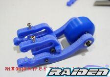 Nylon Keel Wheelie Bar for CEN GST GST-E Original Rear Bumper BLUE