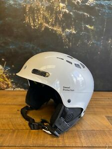 Sweet Protection Switcher MIPS Ski Helmet - Gloss White Size XXL - Used