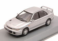 Mitsubishi Lancer Evo 1 1992 Silver 1:43 Model WB243 WHITEBOX