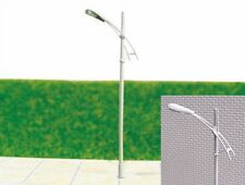 S160 - Set of 10 Pieces Street Lamps 1-flammig 6,5cm Whip Light