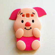 New Cartoon Piglet Pig 3D back cover Skin for Samsung Galaxy S3 i9300 Phone Case