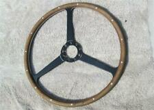 OEM Aston Martin DB Wood Steering Wheel 3 Spoke Steering Wheel True Original WOW