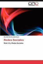 Redes Sociales: Web 2.0 Y Redes Sociales (spanish Edition): By Osvaldo David ...