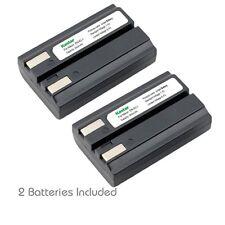 2x Kastar Battery for Nikon EN-EL1 Cooipix 4800 5400 5700 775 880 885 995 E880