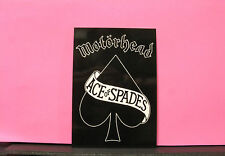 "MOTORHEAD NEW OFFICIAL POSTCARD UK IMPORT  ""ACE OF SPADES"""