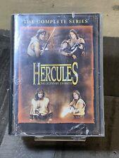 Hercules: The Legendary Journeys - The Complete Series (DVD, 2018, 25-Disc Set)