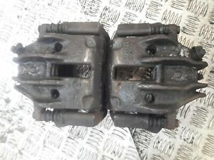 PEUGEOT 306 GTi6 FRONT BRAKE CALIPERS WITH CARRIERS 106 GTI 6 SAXO UPGRADE