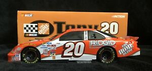 RARE Promo Tony Stewart Rookie Car 1/24 1999 Home Depot Employees Action Diecast