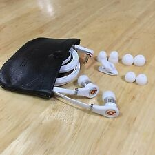 Beats by Dr. Dre Tour In-Ear Headphones with Remote & Mic for iPhone5/6/7 White