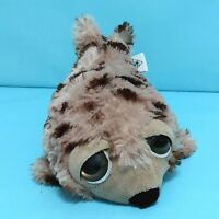 """The Petting Zoo Spotted Seal Plush Stuffed Animal Toy 11"""" 2010 Leopard Sea Lion"""
