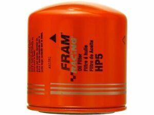 For 1981 Jeep Scrambler Oil Filter Fram 86464WY 4.2L 6 Cyl