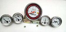 Oliver / White Tachometer+ Gauges -1750,1755, 1850,1855,1950,1955,2050, 2150 Kit